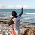 Miracole Oduor, 26, Mombasa, Kenya