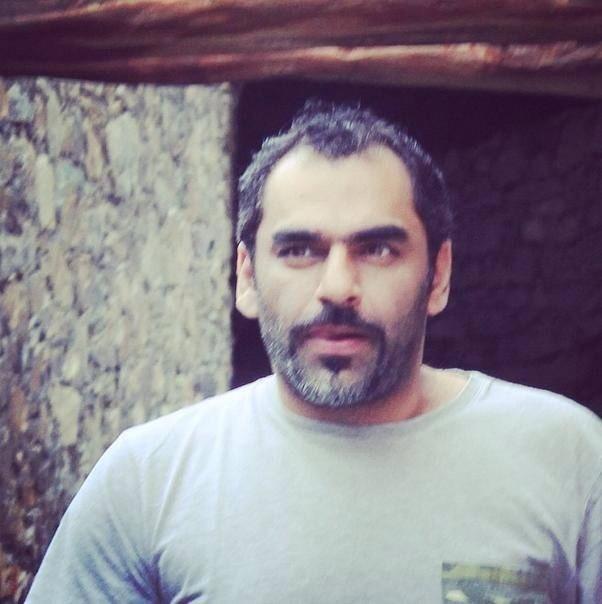 Salman Mir, 38, Jeddah, Saudi Arabia