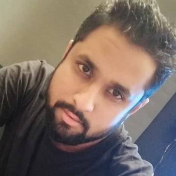 Muhammad Muneeb Javed, 29, Dubai, United Arab Emirates