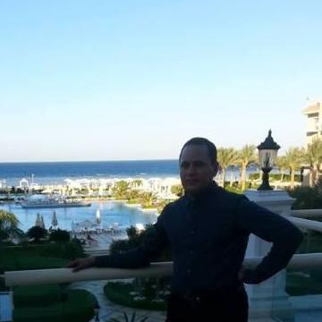 Emad Nazem, 37, Cairo, Egypt