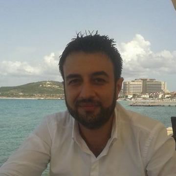 fakhri, 33, Izmir, Turkey