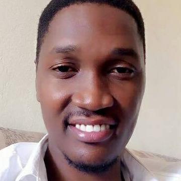 davis, 27, Kampala, Uganda