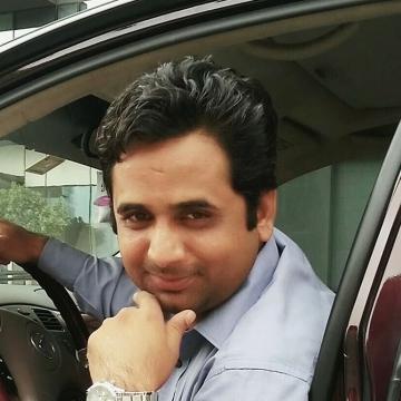 Dilshad Khan, 31, Dubai, United Arab Emirates