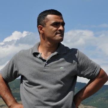 Rais Guseinov, 41, Tbilisi, Georgia