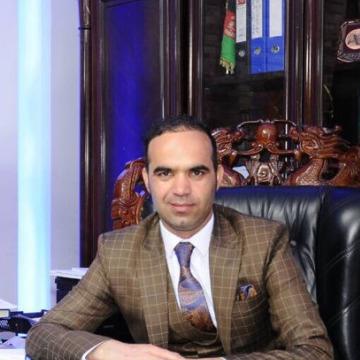 Jabar Ibrahimi, 26, Kabul, Afghanistan