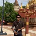 Htet Arkar Hlaing, 26, Yangon, Myanmar