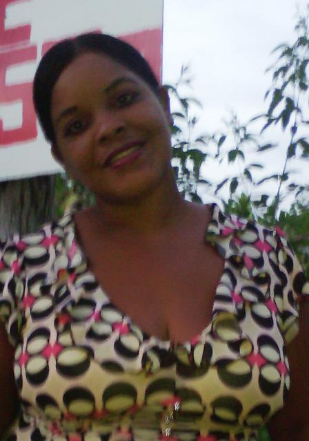 Reyna perez, 40, Santo Domingo, Dominican Republic