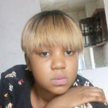 Uchechi, 19, Lagos, Nigeria
