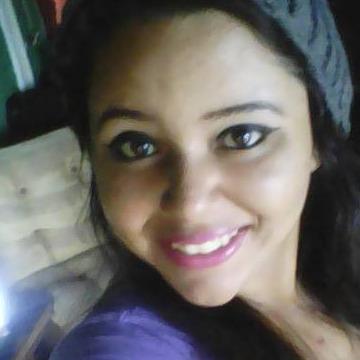 Andrea Guillen Nieves, 27, Maracay, Venezuela