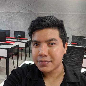 Shane Rattanakaew, 31, Bangkok, Thailand