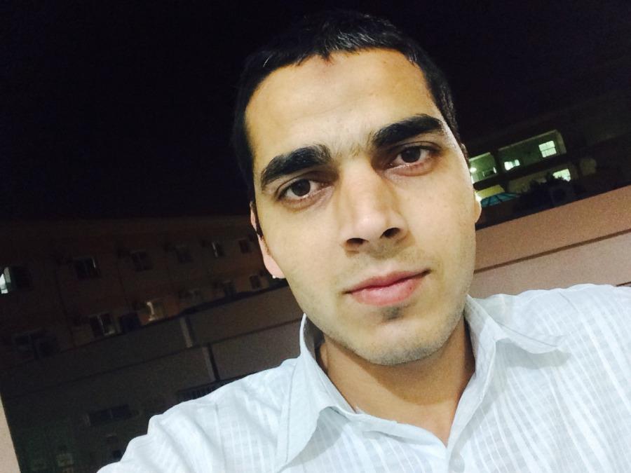 Abdul Rehman, 30, Abu Dhabi, United Arab Emirates