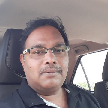 Jay Prakash, 47, Hyderabad, India