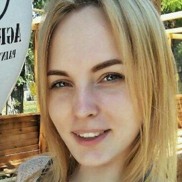 nastya, 23, Dnipro, Ukraine