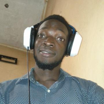 keluntang Sanyang, 28, Serrekunda, The Gambia