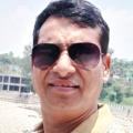 sharain, 39, New Delhi, India