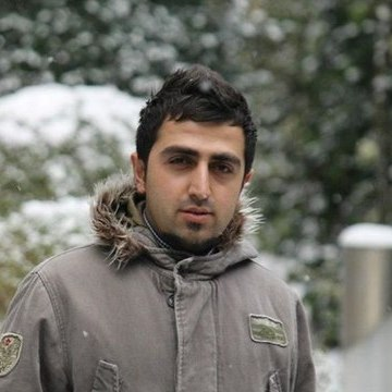 Fatih, 31, Istanbul, Turkey