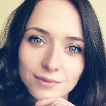 Hanna Kardzialiuk, 23, Hrodna, Belarus