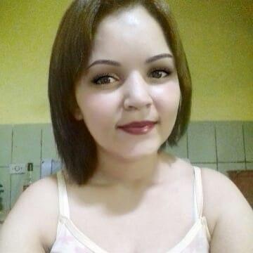 Dayane Justino, 27, Joao Pessoa, Brazil
