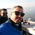 Yıldıray Çınar, 44, Izmir, Turkey