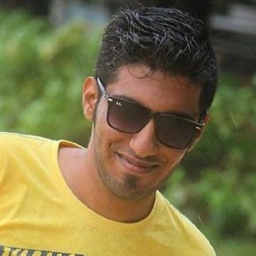 Osamah, 27, Kuala Lumpur, Malaysia