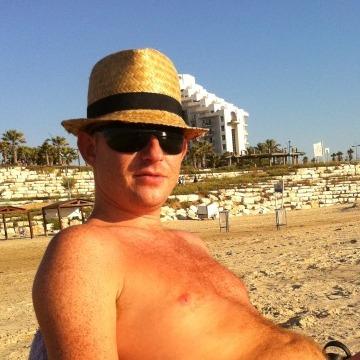 Simon Gorodetsky, 33, Ashqelon, Israel