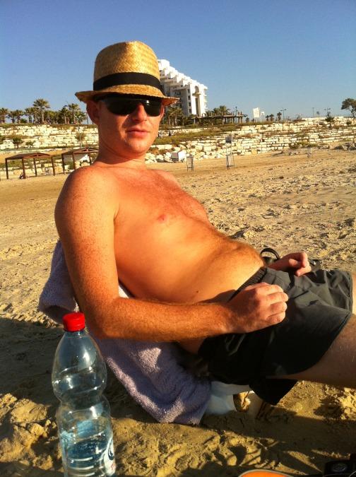 Simon Gorodetsky, 35, Ashqelon, Israel