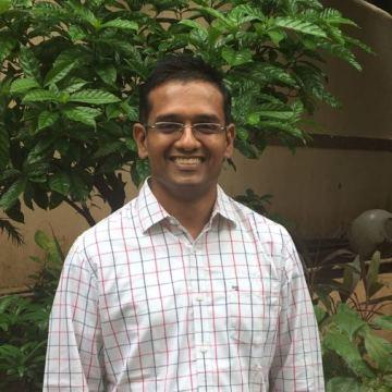 Kumar Gaurav Gupta, 39, Jaipur, India