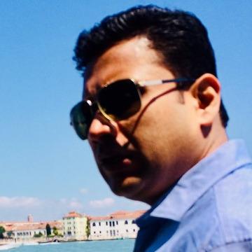 Karan Gupta, 40, New Delhi, India