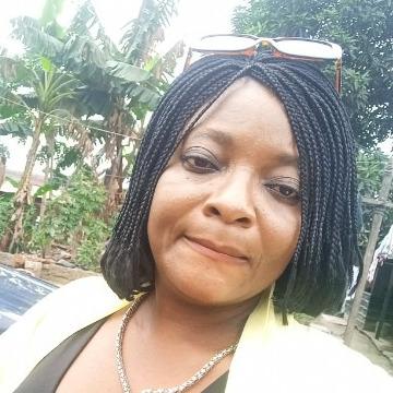 Boma George, 39, Okrika, Nigeria