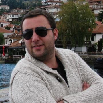 Gurkan, 35, Istanbul, Turkey