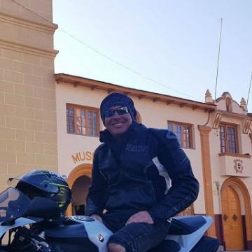 Carlos manterola, 43, Coquimbo, Chile