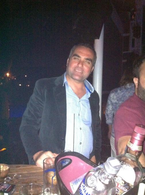 Eren Bilen, 44, Cesme, Turkey
