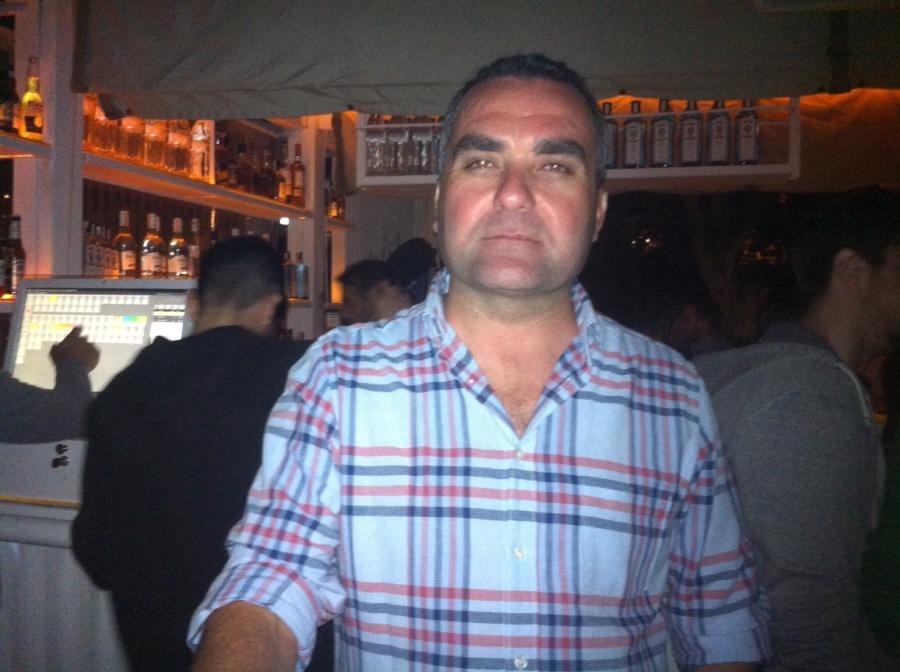 Eren Bilen, 43, Cesme, Turkey
