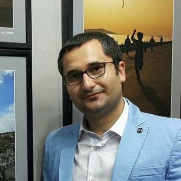 Mehmet Yılmaz, 34, Istanbul, Turkey