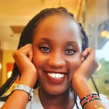 Kylie, 22, Nairobi, Kenya