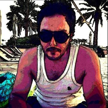Ahmad, 43, Abu Dhabi, United Arab Emirates