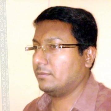 Dr Nirupam Raj, 38, Ad Dammam, Saudi Arabia