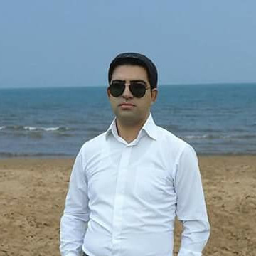 Rawadat Fatullayev, 31, Baku, Azerbaijan