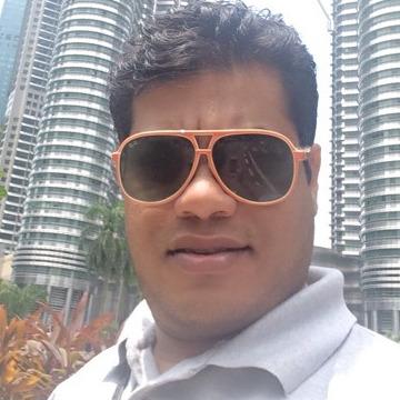 Rammy, 34, Mumbai, India