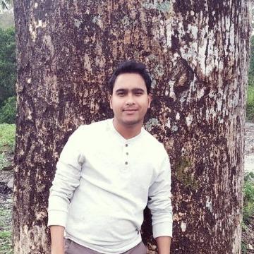 Nayan Chakraborty, 25, Kuala Lumpur, Malaysia