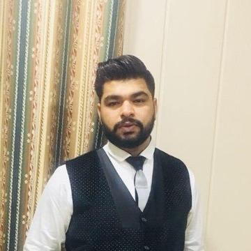 Aniket, 25, Chandigarh, India