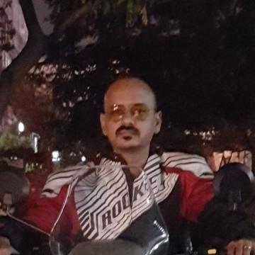 Siddharth Yadav, 44, Indore, India