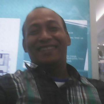 Harry Rae Akmal, 43, Bandung, Indonesia