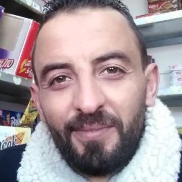 Ali Basti, 34, El Kef, Tunisia