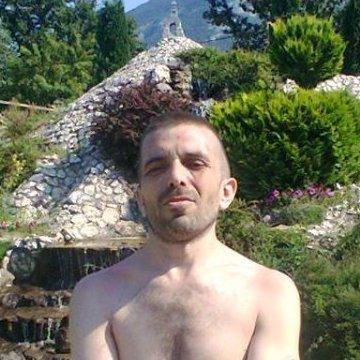 Miodrag, 41, Belgrade, Serbia