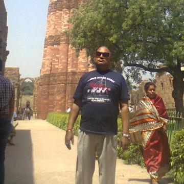 Ramesh Srivastava, 41, Lucknow, India
