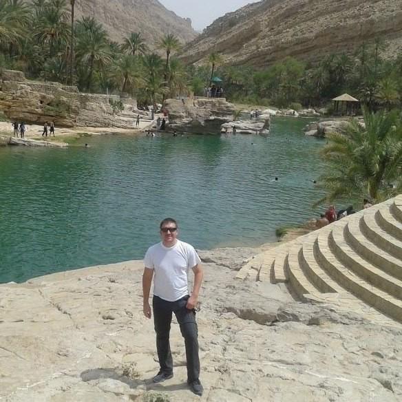 Zeljko Petrovic, 35, Dubai, United Arab Emirates