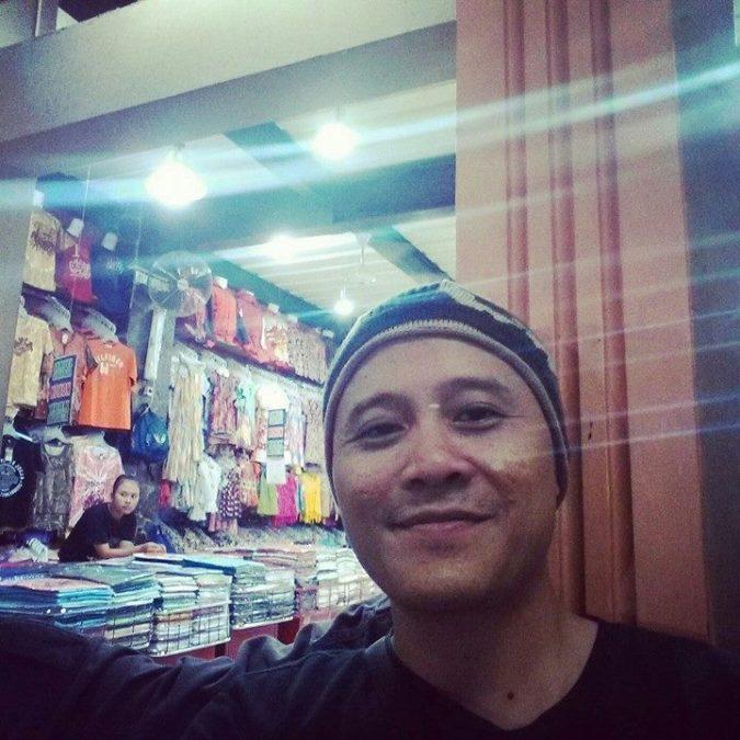 Antonius Edyarsa, 42, Jakarta, Indonesia