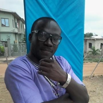 FOSTER ASIEDU, 33, Kumasi, Ghana