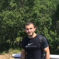 Samet Uzun, 24, Izmit, Turkey
